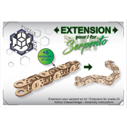 Kit extension Serpento